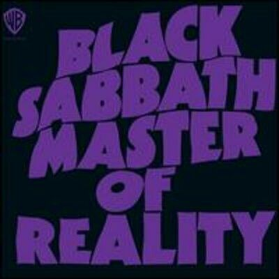 Master of Reality [Deluxe Edition] by Black Sabbath: New