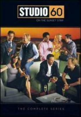 Studio 60 on the Sunset Strip: The Complete Series [6 Discs]: Used