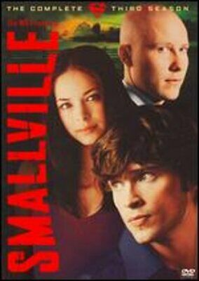 Smallville: The Complete Third Season [6 Discs]: Used