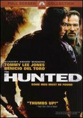 The Hunted [P&S] by William Friedkin: Used