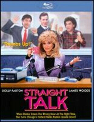 Straight Talk [Blu-ray] by Barnet Kellman: New