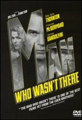 The Man Who Wasn't There [P&S] by Joel Coen: Used