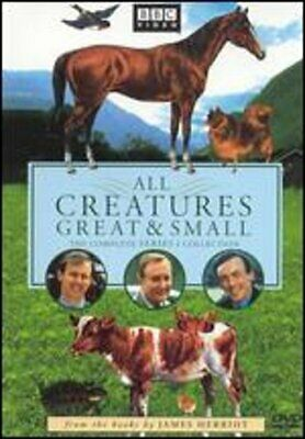 All Creatures Great & Small: The Complete Series 1 Collection [4 Discs]: Used