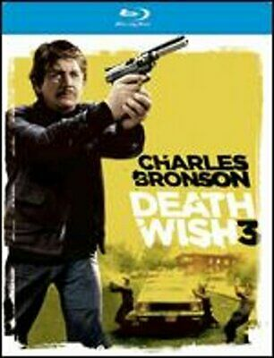 Death Wish 3 [Blu-ray] by Michael Winner: New