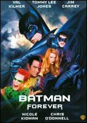 Batman Forever [Special Edition] [2 Discs] by Joel Schumacher: Used