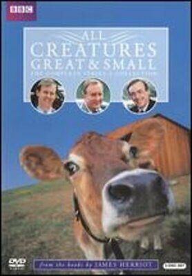 All Creatures Great & Small: The Complete Series 4 Collection [3 Discs]: New