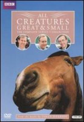 All Creatures Great & Small: The Complete Series 5 Collection [4 Discs]: New