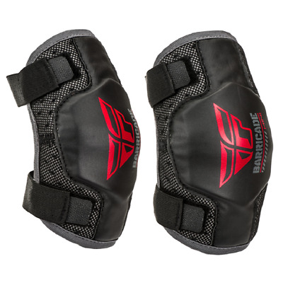 Fly Racing Barricade Mini Youth MX Motocross Offroad Elbow Guards