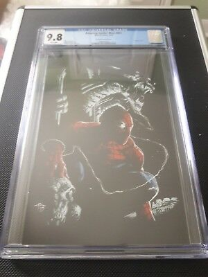 Amazing Spider-Man #801 (Marvel) Dell'Otto Virgin Variant, CGC 9.8 Free Shipping