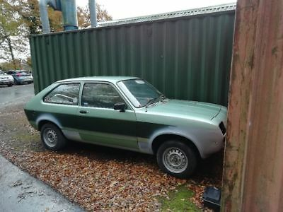1983 Vauxhall Chevette Special Hatchback not HS poss rally car project
