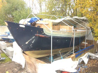 1970's Fisher 30ft in Manchester PROJECT-NEVER BEEN LAUNCHED