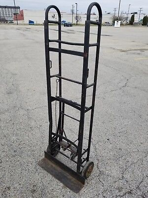 Heavy Duty Moving Dolly 800+ lbs Cap. for Commercial Appliances Vending Machines