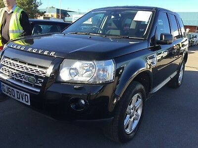 60 Land Rover Freelander 2 2.2 Td4 E Gs 1F/recownr, 4Srvc, Alloys, Fabulous Car!