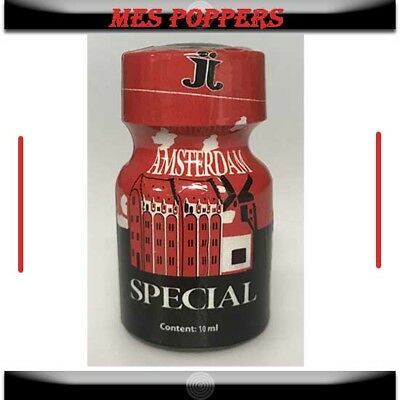 Poppers Amsterdam  Special 10 ml Amyl