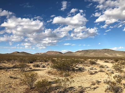 5 Acres TwentyNine Palms California  Beautiful, Borders BLM Land  NO RESERVE
