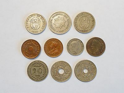 World Coins of the Early 1900's