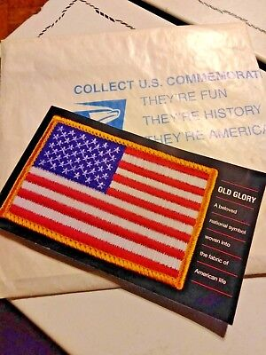 American Flag Old Glory 37¢ USPS 20 Postage Stamps Booklet NEW