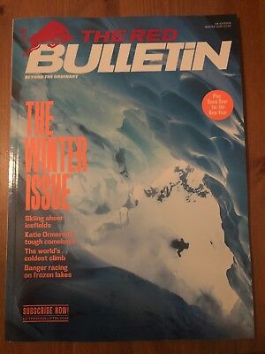 The Red Bulletin - Red Bull Magazine Winter Issue 2018