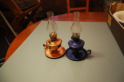 Vintage Style Oil Burning Lamp