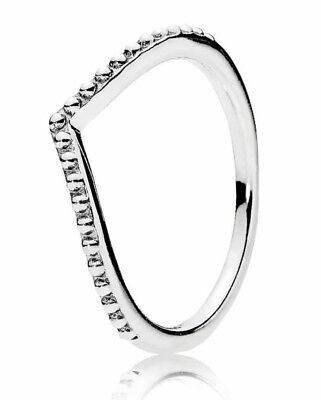 Pandora Beaded Wish Ring S925 ALE Size 54 BEST SELLER - STACKING RING