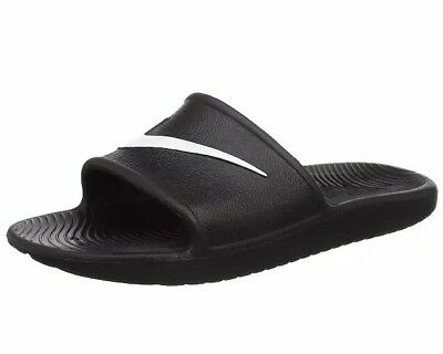 42b1699dd WOMEN NIKE KAWA Shower Slide Sandal Black 832655-001 -  24.99