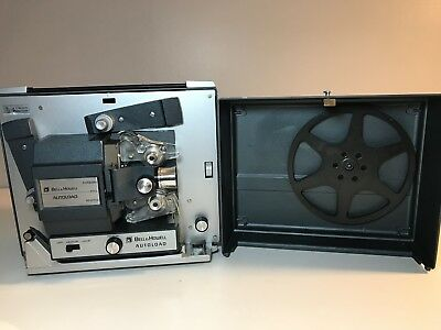 Vintage Bell & Howell AutoLoad Model 357b Super 8mm Film Projector