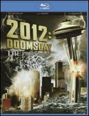 2012: Doomsday [Blu-ray] by Nick Everhart: New