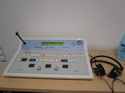 (25522) Hörtestgerät Interacoustics Clinical Audiometer AC33