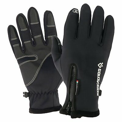 Winter Touch Screen Windproof Waterproof Outdoor Sport Driving Adult Warm Gloves