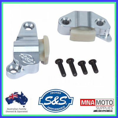 S&S Cycle Hydraulic Cam Chain Tensioner Kit Outer Inner Harley 06-2017 Twin Cam