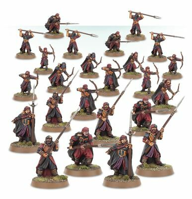 Warhammer Haradrim Warriors The Lord of the Rings plastic new