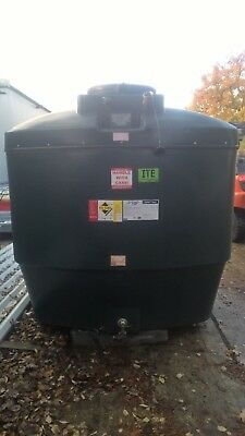 3500 ltr bunded Heating Oil Tank      LOCATED IN Bicester
