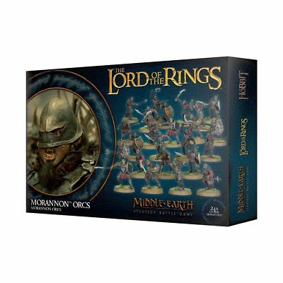 Warhammer Morannon Orcs The Lord of the Rings plastic new