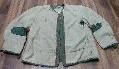 M-1951 Pile Liner For M 1951 Field Jacket Medium 37-41 Inch Chest
