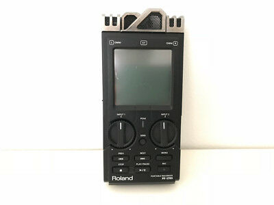 Roland R-26 Portable Audio Recorder. As new condition - used only a few times