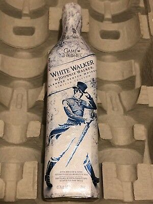 Johnnie Walker White Walker Game of Thrones Limited Edition NEW