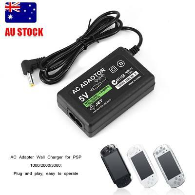 Charge Charging Power Cable Cord Wall AC Charger for Sony PSP1000/2000/3000 New