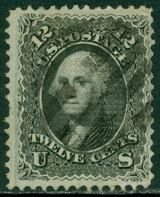 EDW1949SELL : USA 1868 Scott #97 Very Fine, Used. Small faults. Catalog $260.00.