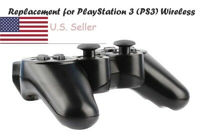 Fashion Black Wireless Bluetooth Game Controller Pad For Sony PS3 Playstation 3