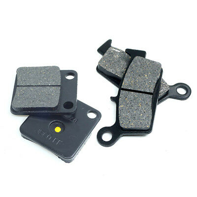 Front Rear Brake Pads for Honda CRM50 1987-1992 1994-1997 CRM80 1993-1997