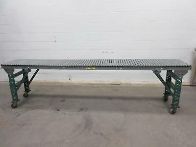 ACSI Automated Conveyor System Rolling Conveyor 120 in x 18 in T92295