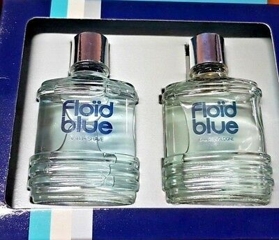 Floid Blue Confezione Cologne100 Ml  + After Shave 100 Ml