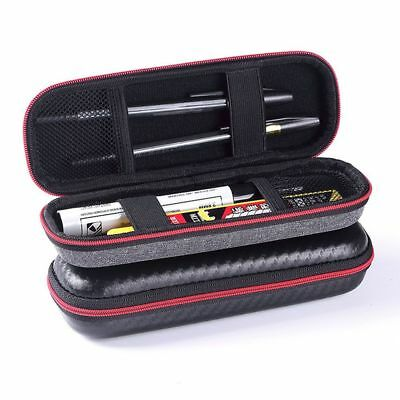 EVA Zipper Carrying Hard Case Cover for Digital Voice Recorder 185x65x35mm Bags