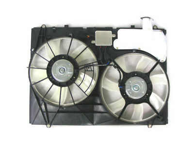 For Toyota Sienna 07 08 09 10 2007 2008 2009 2010 Radiator A/C Ac Cooling Fan