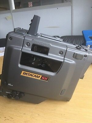 New Thompson Ttv-4005 Betacam Sx Recorder Unit