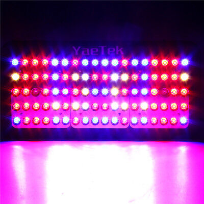YaeTek Reflector-Series 450W LED Grow Light for Indoor Plant VEG & BLOOM AUFAST