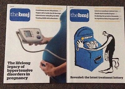 The British Medical Journal - BMJ - 8 & 15 June 2017