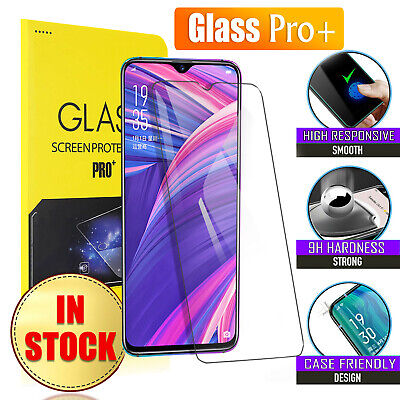 2X Oppo R17 & R17 Pro GlassPro+ Tempered Glass LCD Screen Protector Film Guard