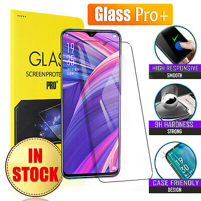 2X Tempered Glass LCD Screen Protector Film Guard For Oppo R17 | R17 Pro