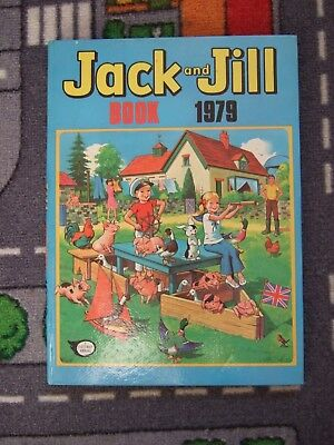 Jack and Jill 1979 annual